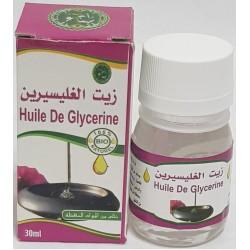 Biologische glycerine olie