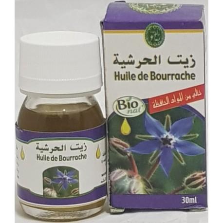 Borretsch aus Pflanzenöl