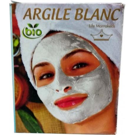 Máscara de arcilla blanca - Sidki