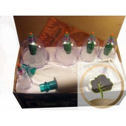 Kit Hijama di 6 pezzi