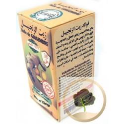 Aceite de jengibre orgánico