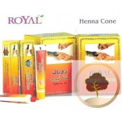 Henna cono - Royal