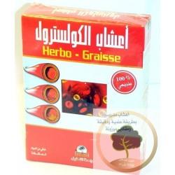 Infusión Herbo-Grasa contra el Colesterol