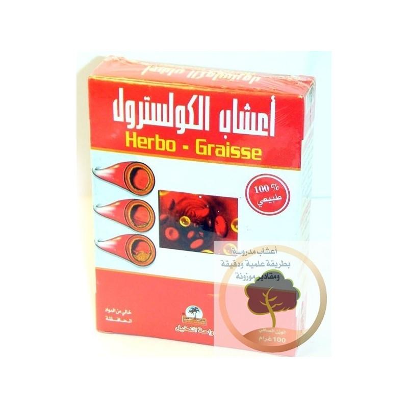 Herbo жира холестерин
