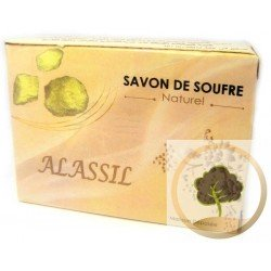 SABONETE com enxofre - Al Assil