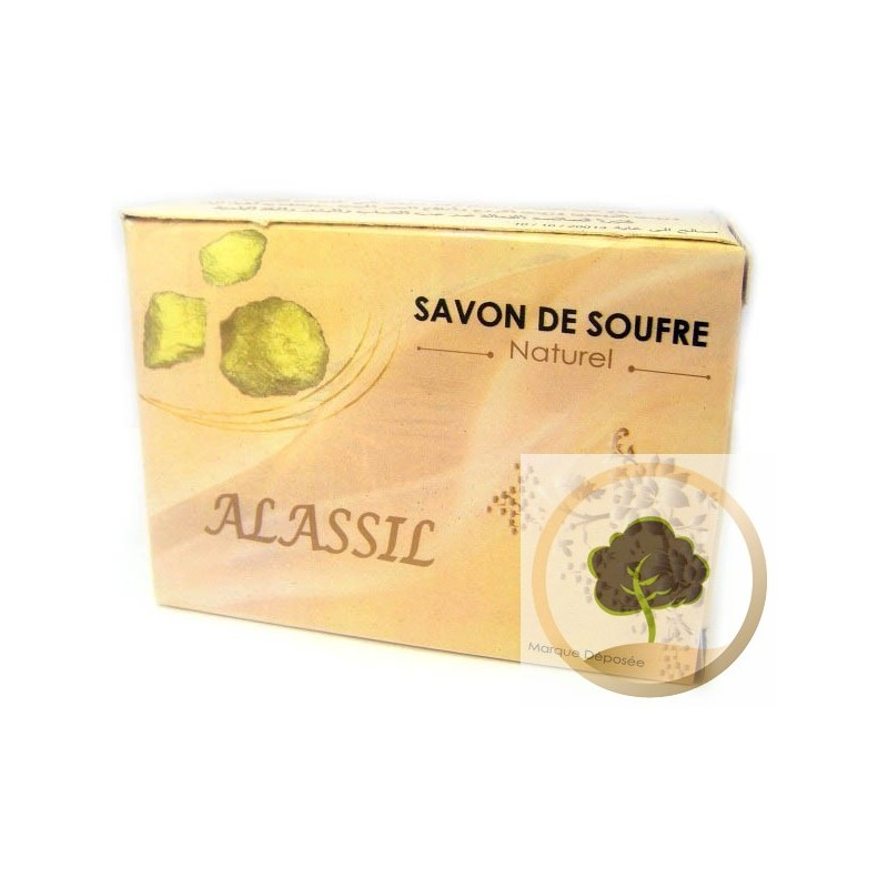 Sulfur Soap (Al Assil)