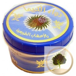 Eczema Cream with Natural Plant Extracts