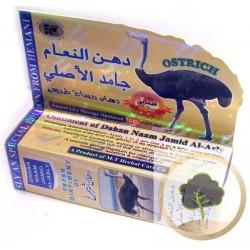 Struisvogel Massage Cream