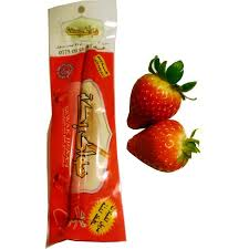 Miswak Stick Flavored Strawberry