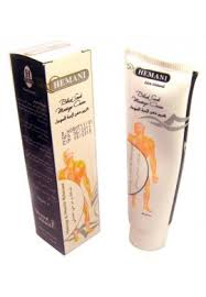 Hemani Blackseed Cream mixed with plants (Massage & Muscle Relaxant)