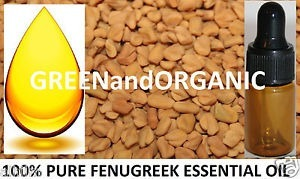 Organic Fenugreek Oil